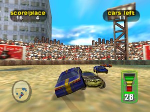 Destruction Derby 64 23