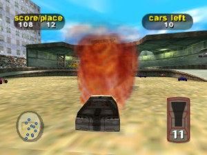 Destruction Derby 64 25