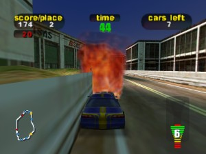 Destruction Derby 64 28