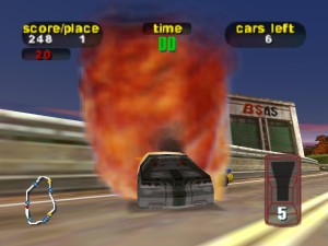 Destruction Derby 64 29