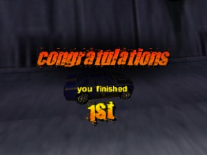 Destruction Derby 64 35