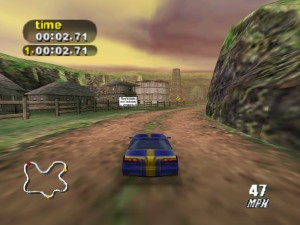 Destruction Derby 64 38