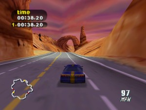Destruction Derby 64 43