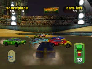 Destruction Derby 64 46