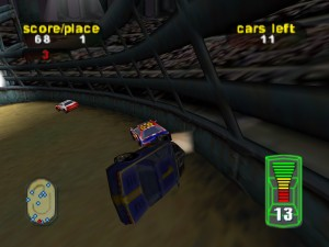 Destruction Derby 64 47