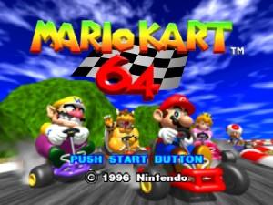 Mario Kart 64 01
