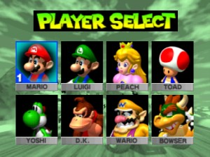 Mario Kart 64 05