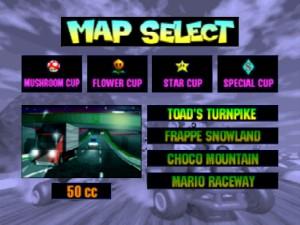 Mario Kart 64 07
