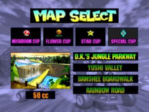 Mario Kart 64 09