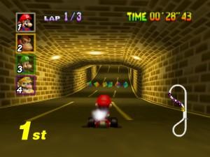 Mario Kart 64 12