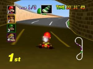 Mario Kart 64 13