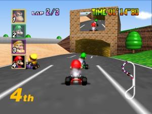Mario Kart 64 15