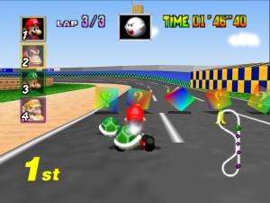 Mario Kart 64 16