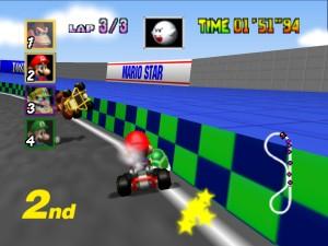 Mario Kart 64 17