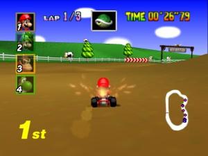 Mario Kart 64 22