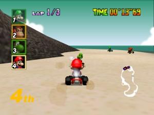 Mario Kart 64 23