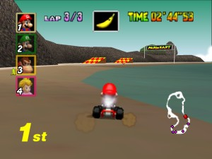 Mario Kart 64 25