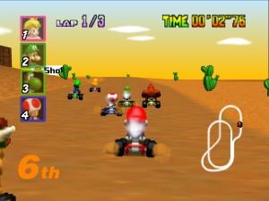 Mario Kart 64 26