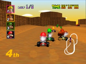 Mario Kart 64 27