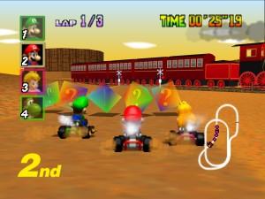 Mario Kart 64 28