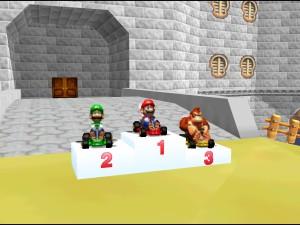 Mario Kart 64 29