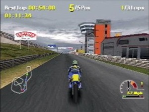 Moto Racer World Tour 06