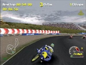Moto Racer World Tour 07