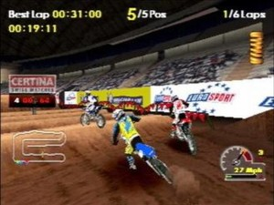 Moto Racer World Tour 09