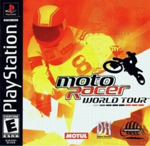 Moto Racer World Tour cover