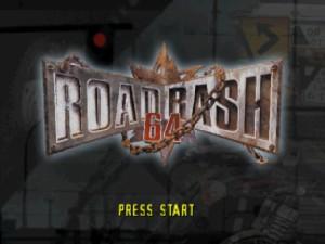 Road Rash 64 01