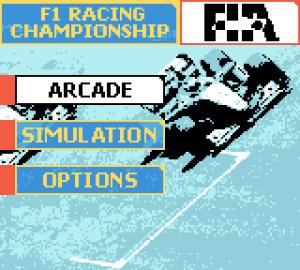 F-1 Racing Championship 03