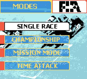 F-1 Racing Championship 05