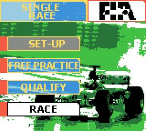 F-1 Racing Championship 08