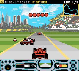 F-1 Racing Championship 10