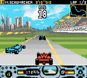 F-1 Racing Championship 11