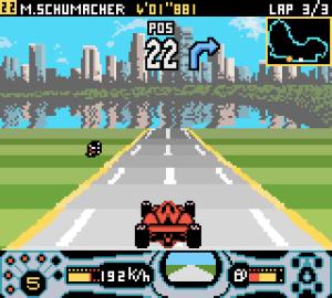 F-1 Racing Championship 15