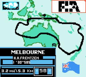 F-1 Racing Championship 20