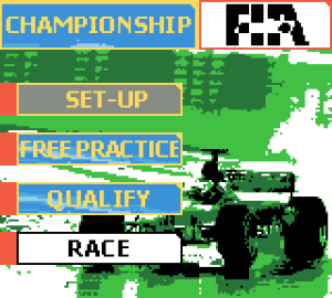 F-1 Racing Championship 21