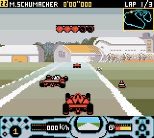 F-1 Racing Championship 26
