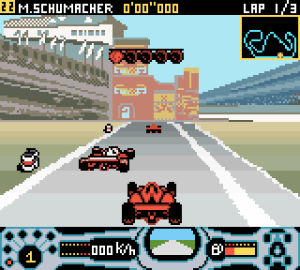 F-1 Racing Championship 33