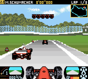 F-1 Racing Championship 36