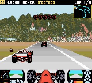 F-1 Racing Championship 40