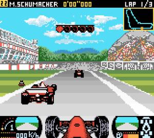 F-1 Racing Championship 41