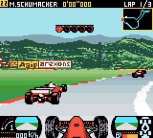 F-1 Racing Championship 42