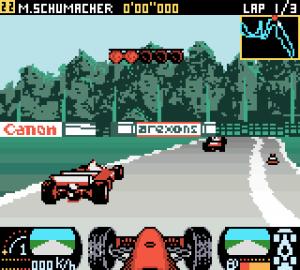 F-1 Racing Championship 44