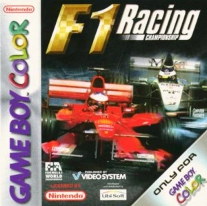 F-1 Racing Championship box