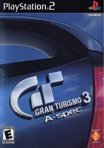 Gran Turismo 3 case