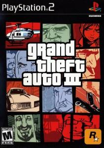 Grand Theft Auto III case