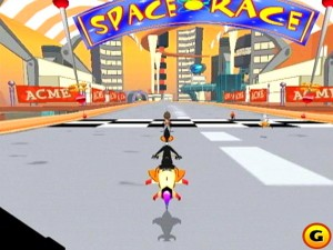 Looney Tunes Space Race 05