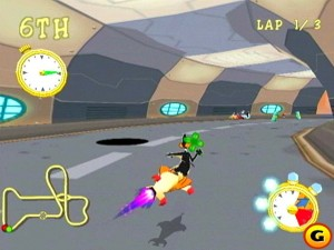 Looney Tunes Space Race 09
